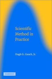 Scientific Method in Practice PDF