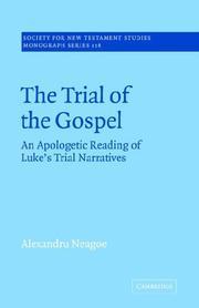 The Trial of the Gospel PDF
