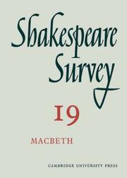 Shakespeare Survey PDF