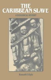 The Caribbean Slave PDF