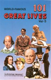 101 Great Lives PDF