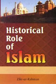 Historical Role of Islam PDF