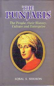 The Punjabis by Iqbal S. Sekhon