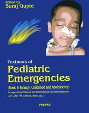 Texbook of Pediatric Emergencies PDF