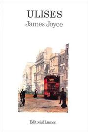 Ulises by James Joyce