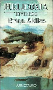 Cover of: Heliconia Invierno by Brian Wilson Aldiss