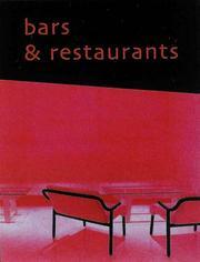 Bars & Restaurants (Source Book) PDF