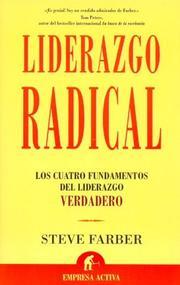 Liderazgo Radical / The Radical Leap PDF