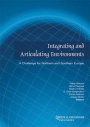 INTEGRATING & ARTICULATING ENVIRONMENTS (Integrated Assessment Studies) PDF