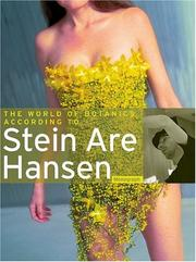 Cover of: Stein Are Hansen by The Editors at Stitchting Kunstboek