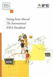 Voting from Abroad PDF