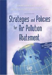 Strategies And Policies For Air Pollution Abatement PDF