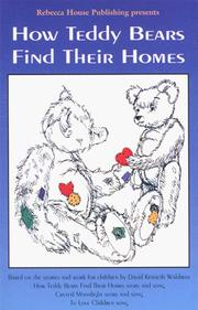 How Teddy Bears find Their Homes PDF