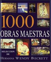 Cover of: 1000 Obras Maestras by Wendy Beckett