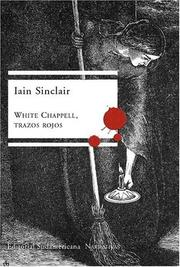 White Chappell, Trazos Rojos / White Chappell, Scarlet Tracings PDF
