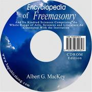 Cover of: Encyclopedia of Freemasonry by Albert Gallatin Mackey