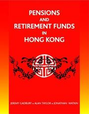 Pensions and Retirement Funds in Hong Kong PDF