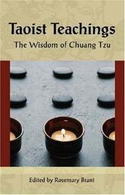 Taoist Teachings PDF