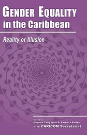 Gender Equality in the Caribbean PDF