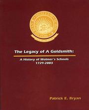 The Legacy of a Goldsmith PDF