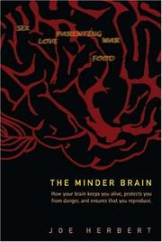 The Minder Brain by Joe Herbert