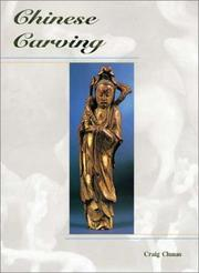 Chinese Carving by Craig Clunas