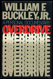 Overdrive by William F. Buckley