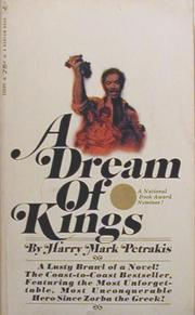 A dream of kings PDF