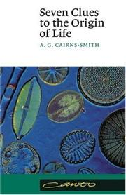 Seven clues to the origin of life PDF