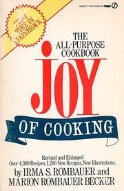 The Joy of Cooking PDF