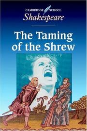 Cover of: The Taming of the shrew by William Shakespeare