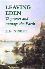 Leaving Eden PDF