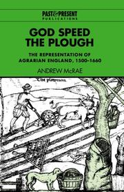 God speed the plough by Andrew McRae