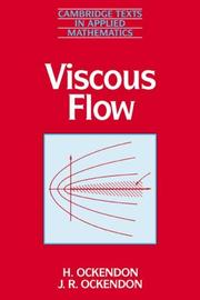 Viscous flow PDF