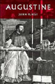 Cover of: Augustine by John M. Rist