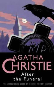 Cover of: After the Funeral (The Christie Collection) by Agatha Christie