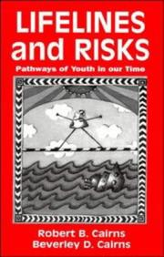 Lifelines and risks by Robert B. Cairns