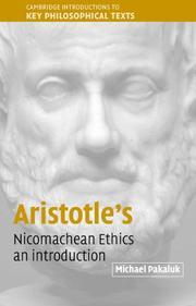 Aristotle's Nicomachean Ethics PDF