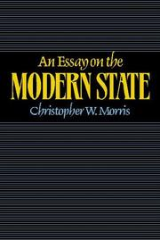 An essay on the modern state PDF