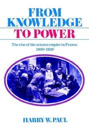 From Knowledge to Power PDF
