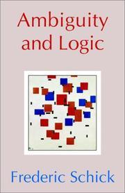 Ambiguity and Logic PDF