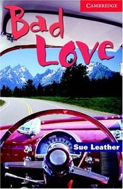 Bad Love by Sue Leather