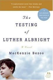 The Testing of Luther Albright PDF