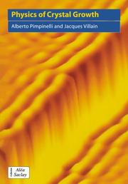 Physics of crystal growth PDF