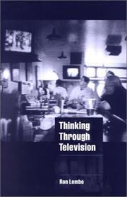 Thinking through television PDF