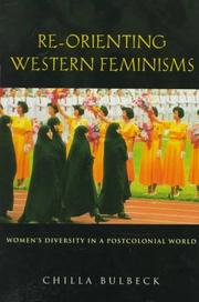 Re-orienting Western Feminisms by Chilla Bulbeck