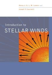 Introduction to stellar winds PDF