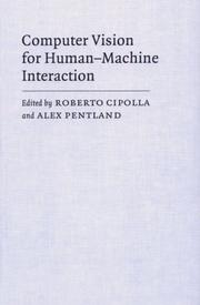Computer vision for human-machine interaction