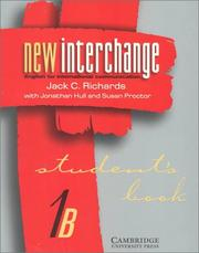 New interchange : English for international communication. Student's book 1B