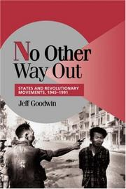 No Other Way Out PDF
